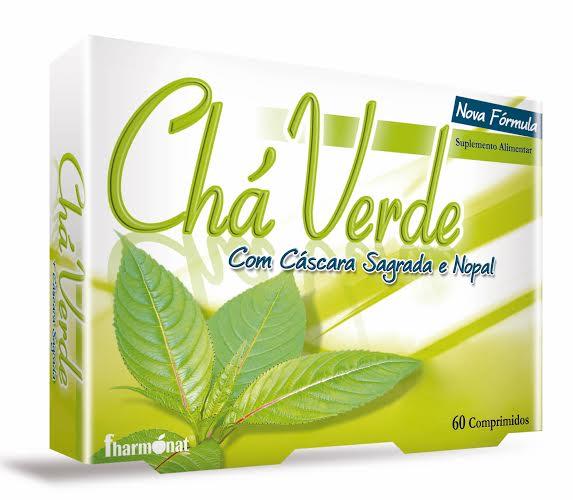 Chá Verde P.V 60 Comprimidos