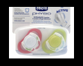 Chicco Chupeta Physio Active 0m+ 2 pcs. SILICONE